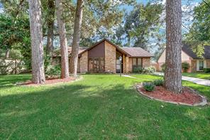 Houston Home at 2218 Silver Falls Kingwood , TX , 77339-1754 For Sale