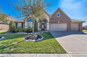 Houston Home at 3519 Antelope Creek Lane Katy , TX , 77494-1591 For Sale
