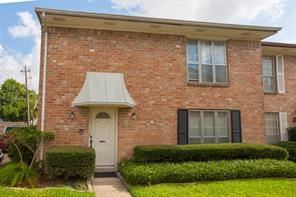 Houston Home at 14714 Perthshire Road F Houston , TX , 77079-7615 For Sale