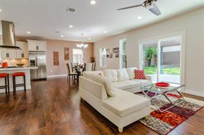 Houston Home at 2415 Willowby Drive Houston , TX , 77008-3058 For Sale