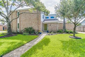Houston Home at 1727 Kirkwood Road Houston , TX , 77077-5021 For Sale