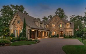 Houston Home at 38 Player Point The Woodlands , TX , 77382-2896 For Sale