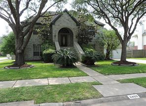 Houston Home at 2403 Charter Oaks Court Pearland , TX , 77584-4843 For Sale