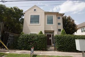 Houston Home at 3916 Center Street Houston , TX , 77007-5644 For Sale