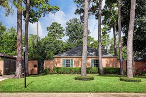 Houston Home at 902 Briarbrook Drive Houston , TX , 77042-2006 For Sale