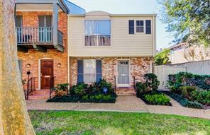 Houston Home at 1228 Fountain View Drive 180 Houston , TX , 77057-2204 For Sale