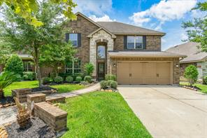 Houston Home at 17111 Williams Oak Drive Cypress , TX , 77433-4543 For Sale
