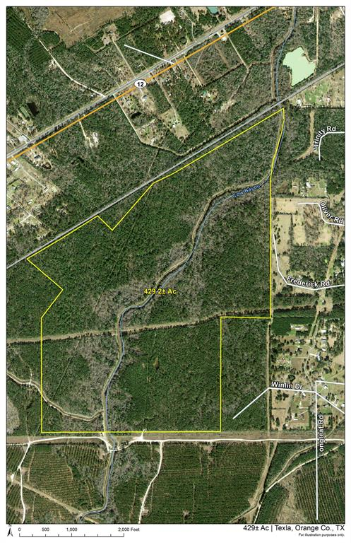 440 Ac Highline Road, Mauriceville, TX 77662