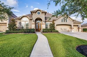 Houston Home at 16900 Caramel Apple Trail Cypress , TX , 77433-4170 For Sale