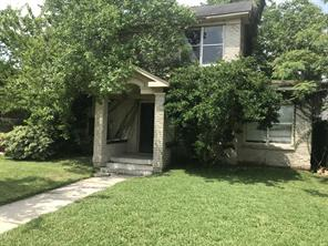 Houston Home at 2619 Rosewood Street Houston , TX , 77004-5337 For Sale