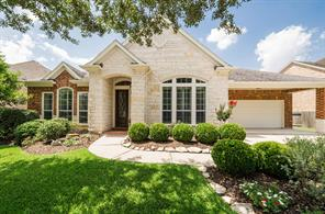 Houston Home at 5119 Luke Ridge Lane Katy , TX , 77494-2920 For Sale