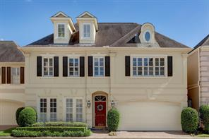 Houston Home at 7707 Hunters Court Drive Houston , TX , 77055-6870 For Sale