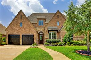 Houston Home at 17211 Hanoverian Drive Richmond , TX , 77407-2709 For Sale