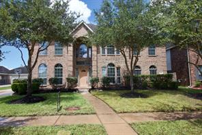 Houston Home at 7323 Sunset Bend Lane Richmond , TX , 77407-6391 For Sale