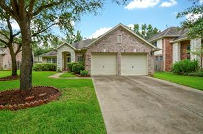 Houston Home at 115 Townsend Mill Court Houston , TX , 77094-2680 For Sale