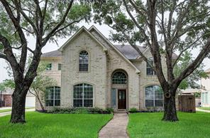 Houston Home at 18207 Kelley Creek Drive Houston , TX , 77094-2667 For Sale