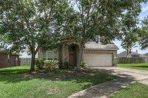 Houston Home at 4705 Buescher Court Pearland , TX , 77584-1284 For Sale