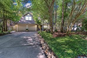 Houston Home at 82 S Trace Creek Drive The Woodlands , TX , 77381-4520 For Sale