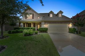 Houston Home at 17334 Lake Clark Lane Humble , TX , 77346-3695 For Sale