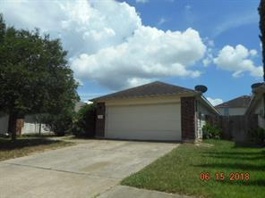 Houston Home at 18831 S Wimbledon Drive Katy , TX , 77449-2031 For Sale