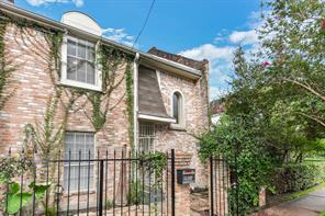 Houston Home at 2511 Commonwealth Street Houston , TX , 77006-2572 For Sale