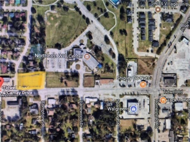 0 E tidwell Road, Houston, TX 77016