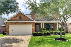 Houston Home at 2931 Standing Springs Ln Dickinson , TX , 77539 For Sale