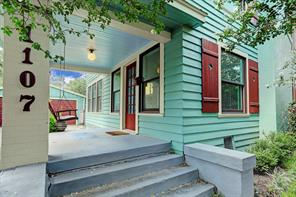 Houston Home at 1107 Bomar Street Houston , TX , 77006-1223 For Sale