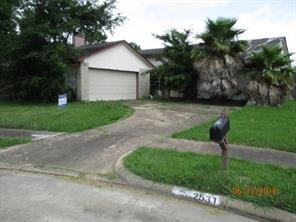 Houston Home at 2531 Morning Meadow Drive Missouri City , TX , 77489-4222 For Sale