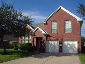 Houston Home at 17930 Camden Oaks Lane Richmond , TX , 77407-0829 For Sale