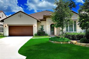Houston Home at 18 Woodglade Way Tomball , TX , 77375-4766 For Sale