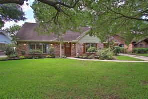 Houston Home at 6911 Blandford Lane Houston , TX , 77055-7646 For Sale