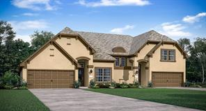 Simply Gorgeous! The enchanting two-story Pinot floor plan design by Village Builders features a welcoming front porch and entry foyer, a kitchen with a large walk-in pantry, and a casual dining room that adjoins an open family room with access to a relaxing covered rear patio
