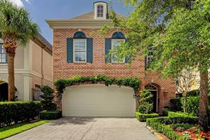 Houston Home at 4036 Browning Street West University Place , TX , 77005-1952 For Sale