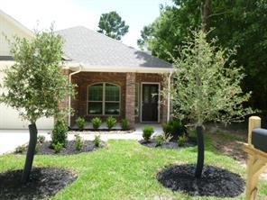 Houston Home at 11801 Mocking Bird Lane Montgomery , TX , 77356 For Sale