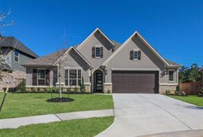 Houston Home at 633 Ashbrook Ridge Tomball , TX , 77362 For Sale