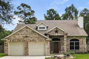 Houston Home at 510 Douglas Fir Drive Magnolia , TX , 77354-4734 For Sale