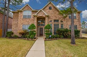 Houston Home at 18115 Hampton Park Park Spring , TX , 77379-7054 For Sale