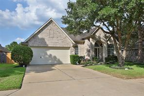 Houston Home at 16510 Falcons Cove Drive Houston , TX , 77095-5433 For Sale