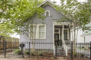 Houston Home at 1810 Decatur Street Houston , TX , 77007-7635 For Sale