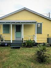 Houston Home at 1517 Church Street Rear Galveston , TX , 77550-4836 For Sale