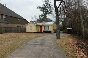 Houston Home at 857 Fisher Street Houston , TX , 77018-5325 For Sale