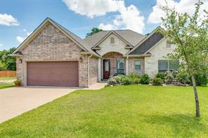 Houston Home at 4112 Deep Stone Court College Station , TX , 77845-1202 For Sale