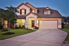 Houston Home at 10202 Hartfield Bluff Lane Cypress , TX , 77433-3995 For Sale