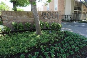 Houston Home at 2001 Bering Drive 6 Houston , TX , 77057-3750 For Sale