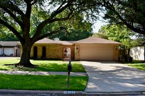 Houston Home at 16323 Brookford Drive Houston , TX , 77059-4704 For Sale