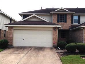 Houston Home at 4414 Park Trail Lane Pasadena , TX , 77505-4291 For Sale