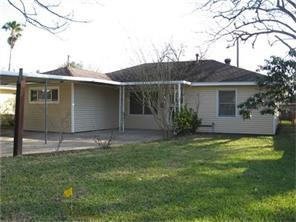 Houston Home at 2318 Reinerman Street Houston , TX , 77007-1232 For Sale