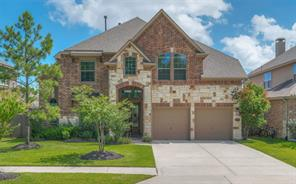 Houston Home at 2622 Blue Vervain Drive Spring , TX , 77386-3912 For Sale