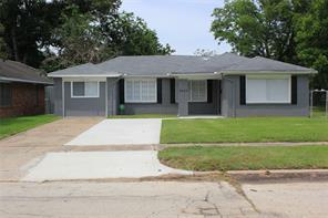 Houston Home at 3563 Ruth Street Houston , TX , 77004-5515 For Sale